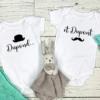 bodys humoristique Dupond et Dupont