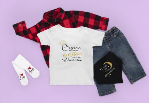 t-shirt princes des râleurs