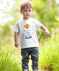 t-shirt personnalisé super grand frère
